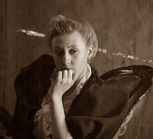 SEPIA MUSE by Helen Akerstrom Photography