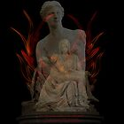 Venus Phoenix Pieta by TheUnknowngnome