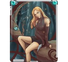 Leah iPad Case/Skin