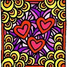 3 Hearts by Mandusk