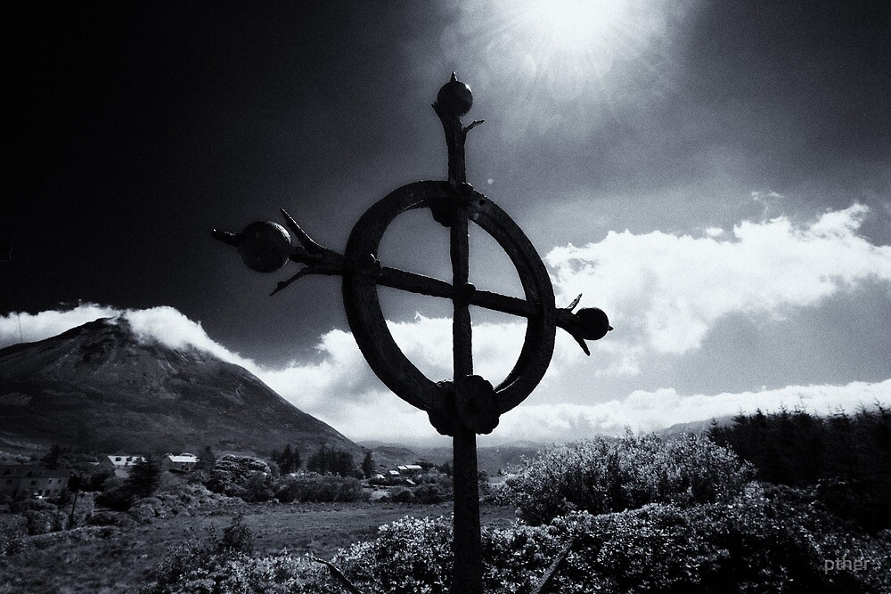 Celtic Cross by pther