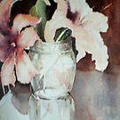 Fallen Flowers by Mrswillow