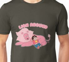 Steven and Lion - Lion Around  Unisex T-Shirt