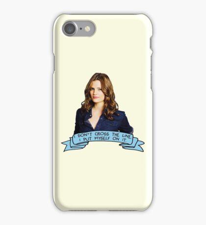 Beckett iPhone Case/Skin