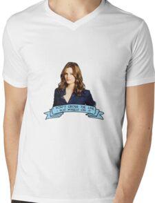 Beckett Mens V-Neck T-Shirt