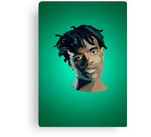 Ian Connor Accessoires / King Of The Youth Canvas Print