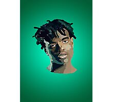 Ian Connor Accessoires / King Of The Youth Photographic Print