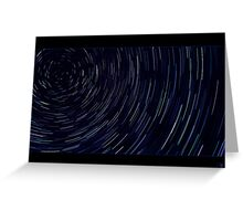 Celestial dimension. Greeting Card