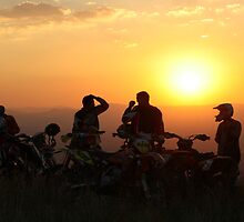 Out ride in Swaziland by Mark Braham