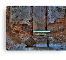 Make Yourself Comfortable Canvas Print