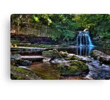 Serenity in North Yorkshire Canvas Print