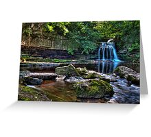 Serenity in North Yorkshire Greeting Card