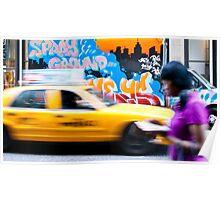 Manhattan, NYC Poster