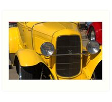 Ford Model A Coupe- Buffalo, MN Art Print