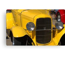 Ford Model A Coupe- Buffalo, MN Canvas Print