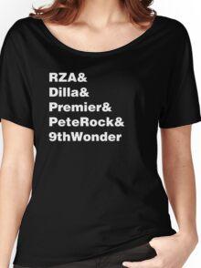 Hip Hop Helvetica II Women's Relaxed Fit T-Shirt