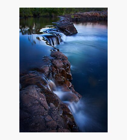 Sweetwater Cascading Photographic Print