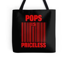 Pops Is Priceless - Tshirts Tote Bag
