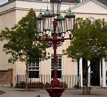 Ringwood Market Place by Jennifer Bradford