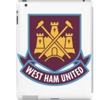 west ham united iPad Case/Skin