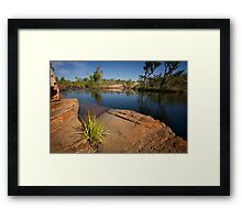 How sweet it was... Framed Print