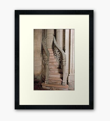 Stone And Marble Framed Print