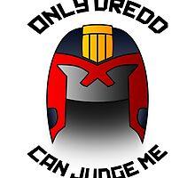 Judge Dredd by MikeTheGinger94