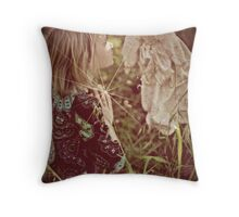 Whatever you wish for Throw Pillow