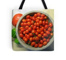 Grape Tomatoes - Moby Grape Tote Bag