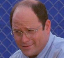 George Costanza  by RobbieYo