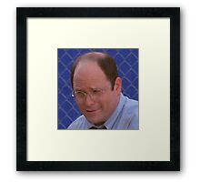 George Costanza  Framed Print