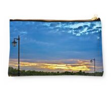 Watch the Sunset by the River Studio Pouch