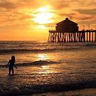 Huntington Pier by David Kocherhans