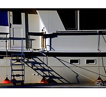 Welcome Aboard ! Photographic Print