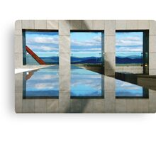 WINDOWS  ILLUSION Canvas Print