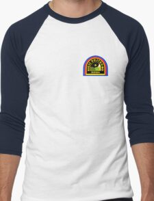 Nostromo Patch Men's Baseball ¾ T-Shirt
