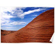 Desert Hill Poster