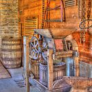 Old Cider Press by ECH52