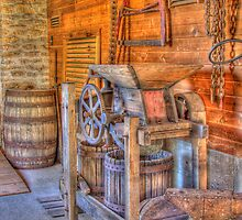 Old Cider Press by ECH52