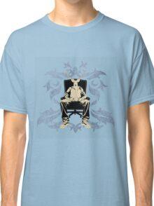 a sitting portrait Classic T-Shirt