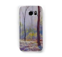 'Moody Bush Blues' Samsung Galaxy Case/Skin