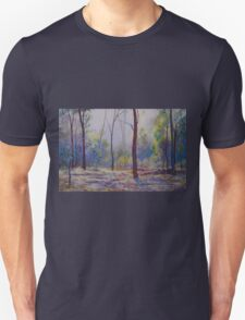 'Moody Bush Blues' Unisex T-Shirt