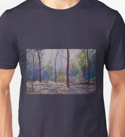 'Moody Bush Blues' Unisex T-Shirt