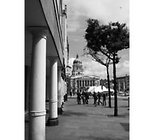 Bloomin' Nottingham! Photographic Print