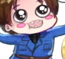 Silly Hetalia Picture Sticker