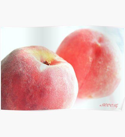 Peach 2 Poster
