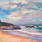 'Footsteps' by Lynda Robinson