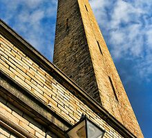 Salts Mill, Saltaire by BillCMartin