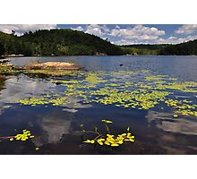 Bear Lake - Ontario, Canada. Photographic Print
