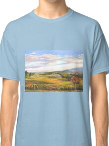 An Evening in Tuscany Classic T-Shirt